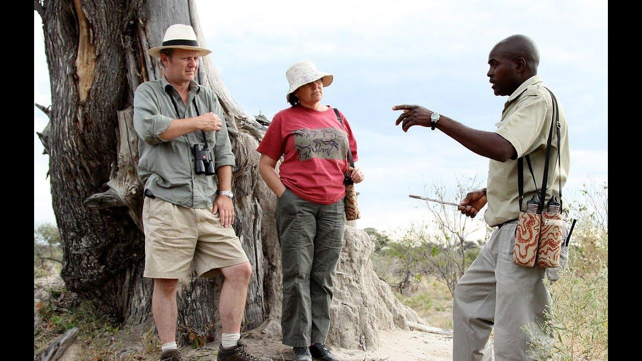 Living the Overlander's Dream, 23/26. Mekoro Trail Okavango Style