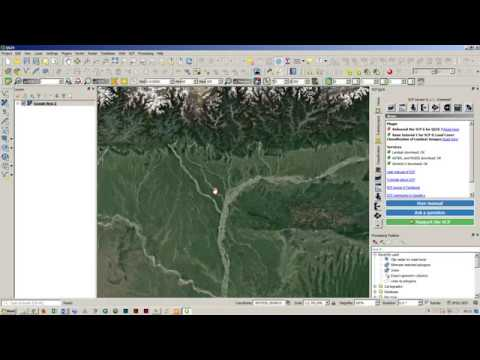 Add Google Base Map in QGIS 3 0 1 Background Layer [HINDI] 100% Working  Method