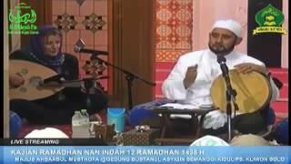 Habib Syech Memainkan Rebana