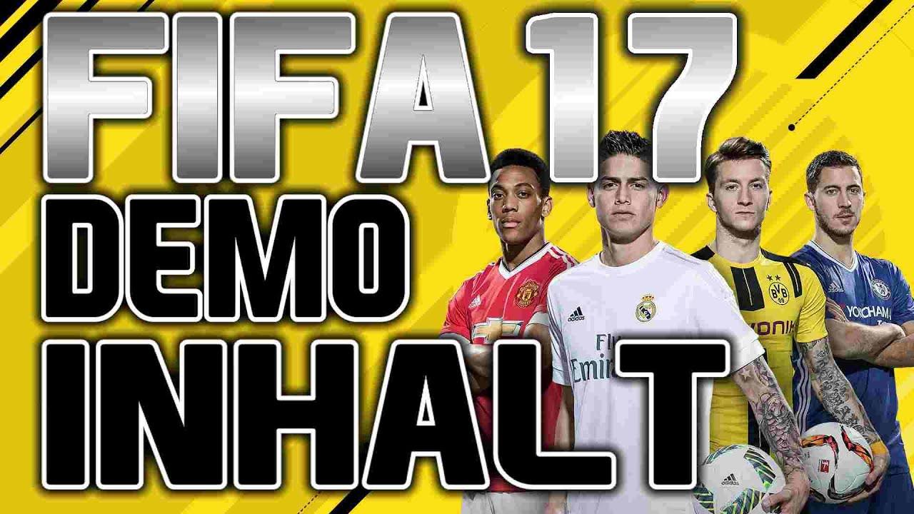Fifa 17 Spielmodi