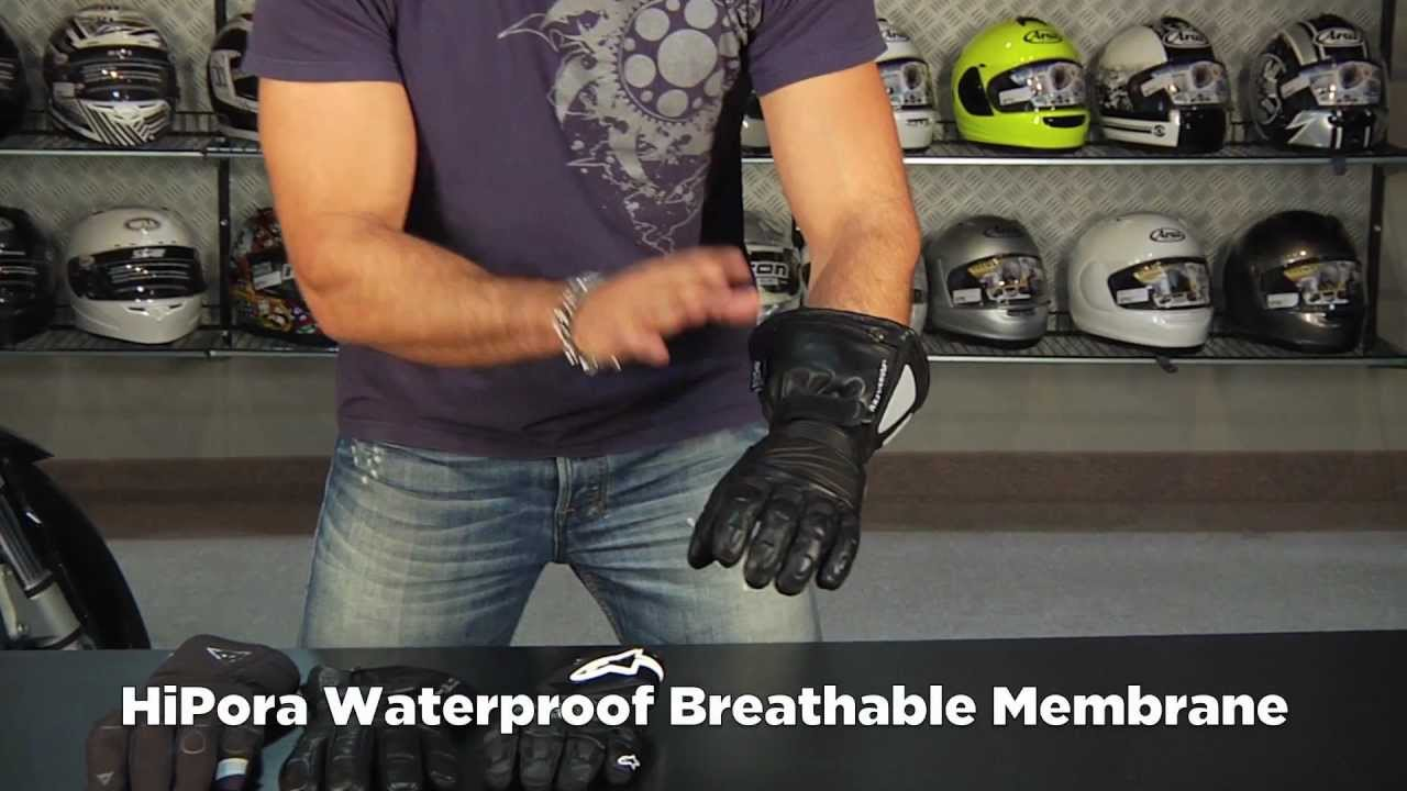 Motorcycle gloves guide - Cold Weather Motorcycle Glove Guide 2011 At Revzilla Com