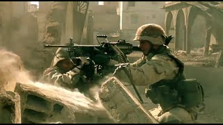 Black Hawk Down - Battle Scenes