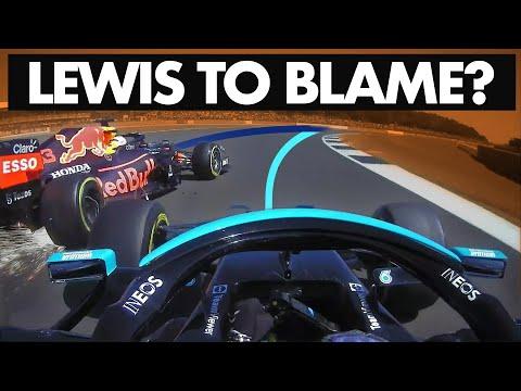Hamilton vs Verstappen: Who was to blame?   British GP   The F1 Breakdown
