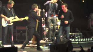 Clueso & Norman Sinn - Freestyle - Arena Leipzig 07/12/14