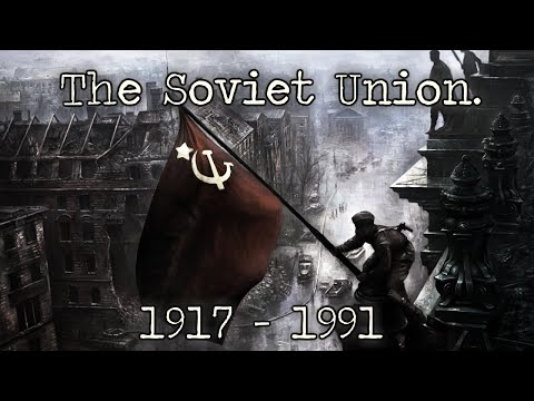 The Soviet Union: Historical Timeline [1917-1991]