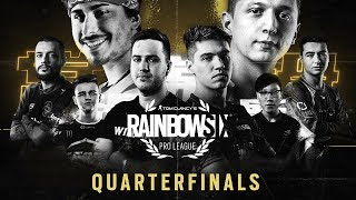 Rainbow Six Pro League – Season X Finals – Day 1