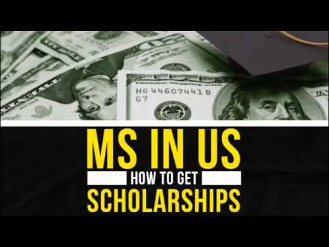 MS in US: Looking for Scholarships?