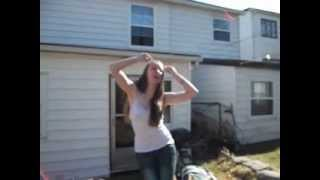 This was a video my mom wanted to take. She said that the dance to ...