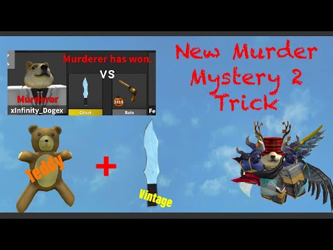 Roblox Murder Mystery 2 Mm2 Snowflake Godly Knife Read Desc - Murder Mystery 2 Eternalcane Godly Gameplay How To Get A Code