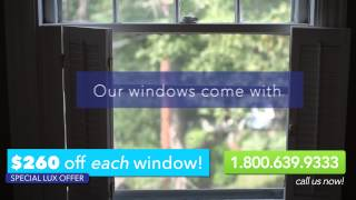 Affordable Energy Efficient Windows For Your Home - Lux Renovations