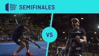 Resumen Semifinal Sanyo/Maxi VS Galán/Mieres Buenos Aires Padel Master