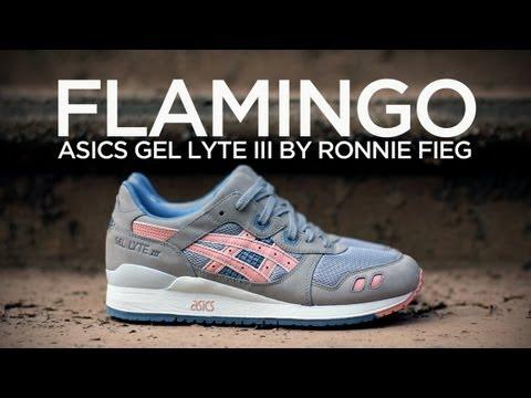 sale retailer f9283 2f4e5 Review: Ronnie Fieg x Asics Gel Lyte III -