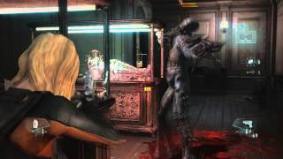 Resident Evil Revelations (PC) Rachael Raid Mode Stage 5 -Solo Play-