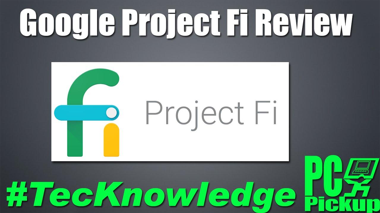 Google Project Fi & Nexus 6p Phone Service review