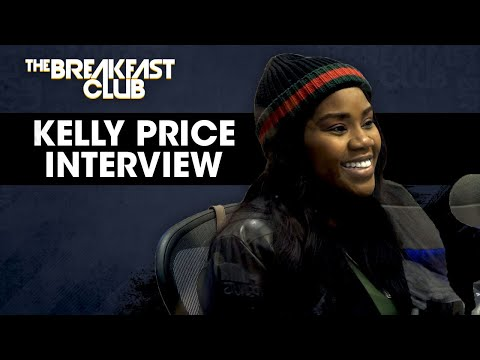 Kelly Price Speaks On Body Shaming In The Music Industry, Grief, Growth, New Album 'GRACE'