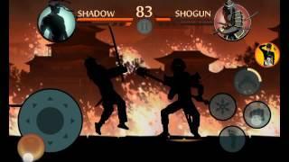 Shadow Fight 2 Fanal Bose (shogun) | With Mega Mod Link
