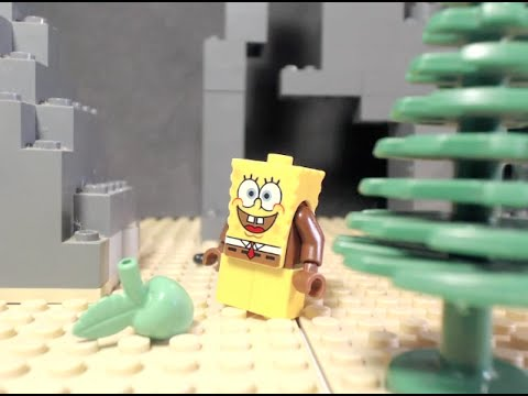lego spongebob ugh PART 1