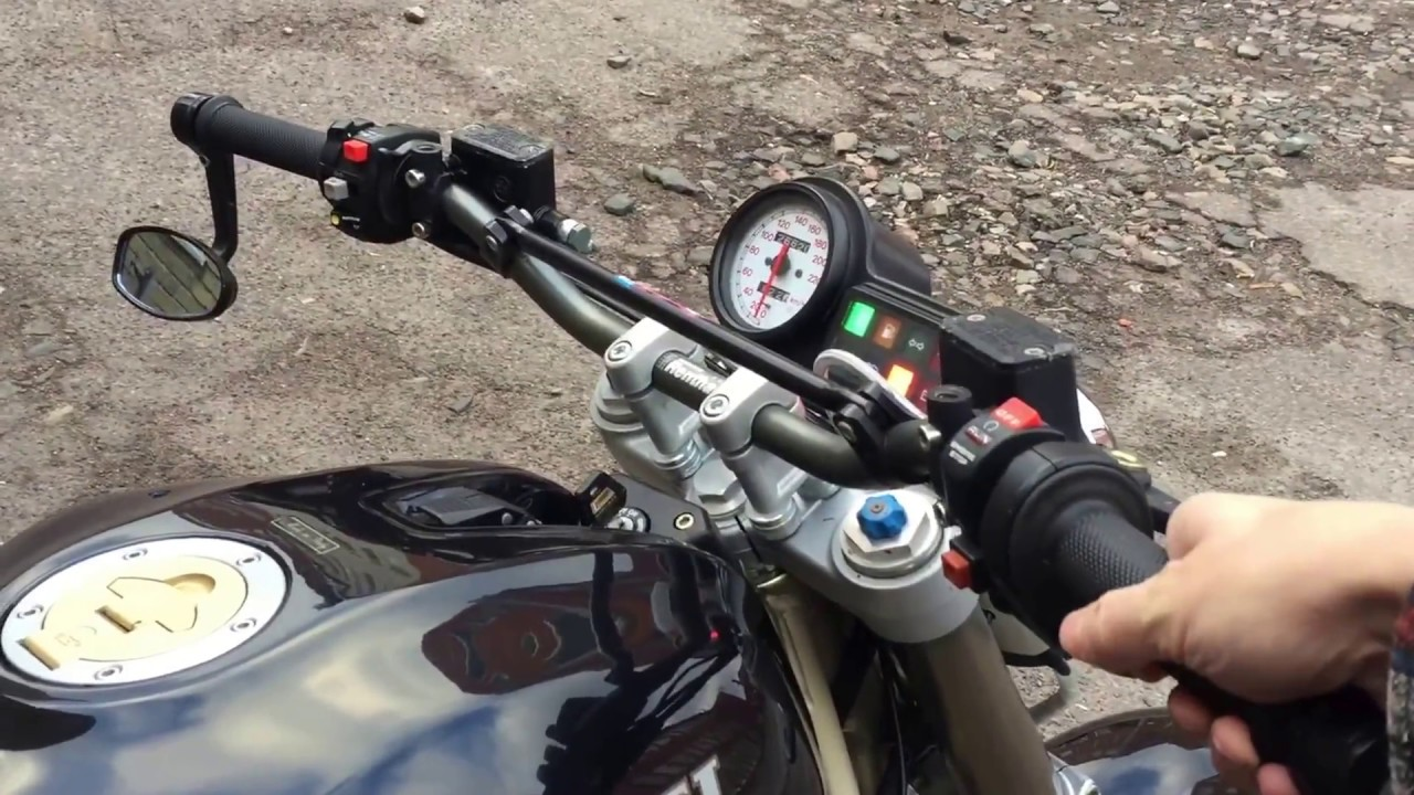 Ducati 900 Monster With Termignoni Full System Youtube