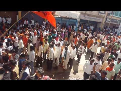 Shivaji jayanti 2017 in Gadag film by sunny kalal