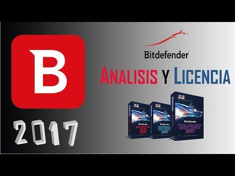 Bitdefender 2017 - ANÁLISIS COMPLETO (Windows y Mac) OBTÉN una LICENCIA¡¡¡