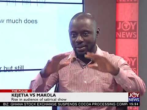 Kejetia Vs Makola - The Pulse on JoyNews (30-8-17)