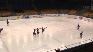 Saxony Ice Pearls - GER - junior FREE