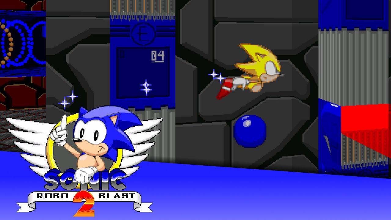 sonic robo blast 2 android