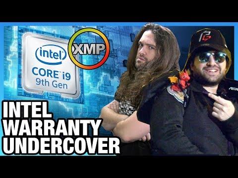 Intel CPU Warranty