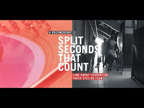 SDF Track Cycling Team Documentary: Split Seconds That Count