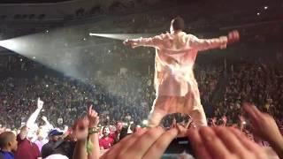 Imagine Dragons Radioactive live 2017