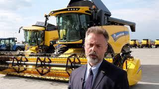 Kombajny New Holland dla dużych gospodarstw