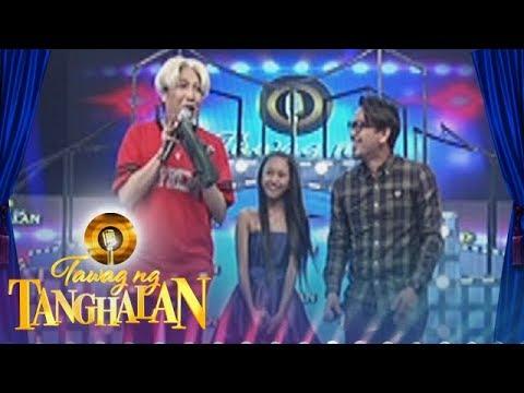 Tawag ng Tanghalan: Vice makes fun of Jhong because of his shoes