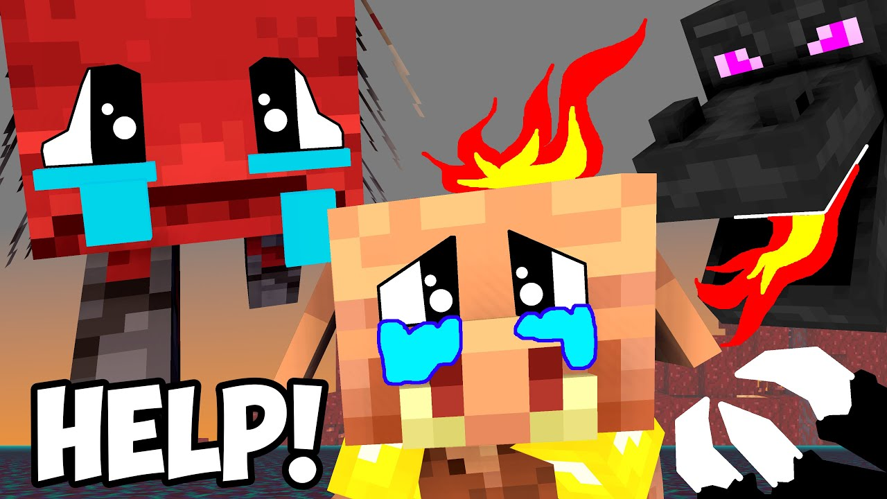 Piglins Raid (Minecraft Animation)