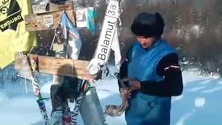 Вот и добрались до Джергинского заповедника, через 110км Северобайкальск-Курумкан.
