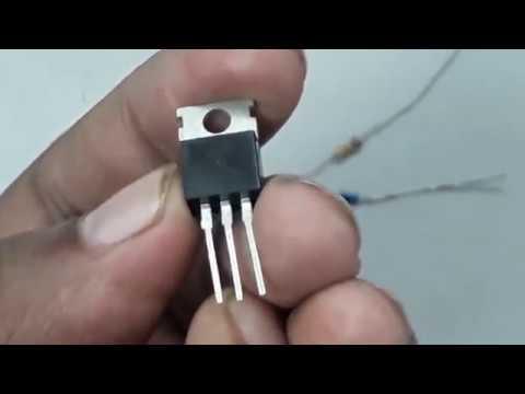 make fan regulator  easy make ceiling fan speed controller  ac motor speed  controller