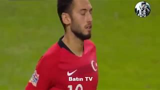 İsveç 2 3 Türkiye Maç Özeti mükemmel geri dönüş  Emre Akbaba harika gol 10.09.2018