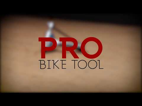 PRO BIKE TOOL HOW TO VIDEO: How To Split a Bike Chain With Our Universal Chain Tool