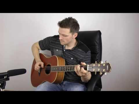 The Lumineers  Ho Hey  Fingerstyle Guitar  Acoustic Interpretation