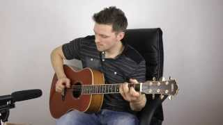 The Lumineers - Ho Hey - Fingerstyle Guitar / Acoustic Interpretation