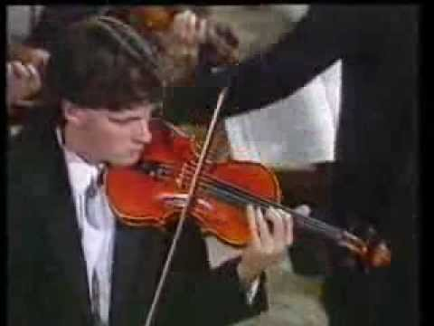 Paganini violin concerto Nr.1 fragments, Rudolf Koelman