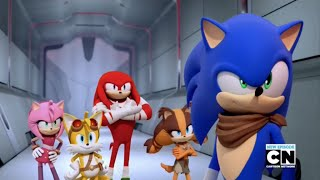 Sonic Boom : Watch Me Whip (Nae Nae) DANCE OFF