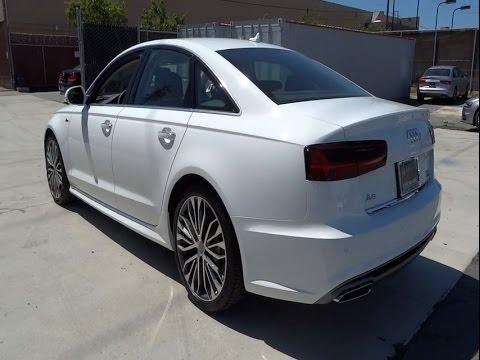 2016 Audi A6 San Francisco Bay Area Peninsula East Bay