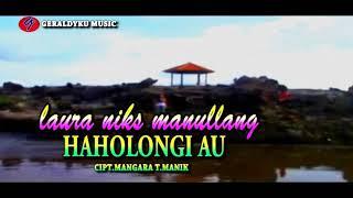 haholongi au [karaoke]laura niks manullang-music