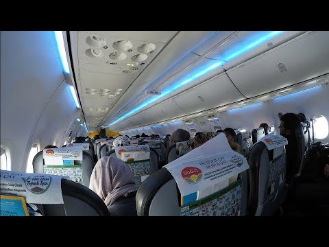 PEGASUS AIRLINES B737-800 FLIGHT REVIEW