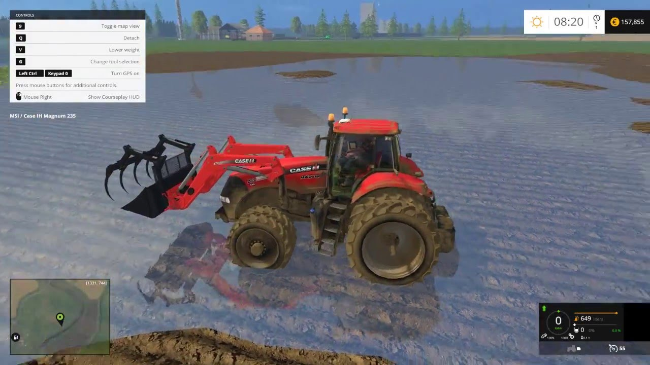 farming it out