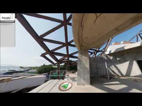 WMV Frank Gehry Museum biodiversity architecture panama Smi