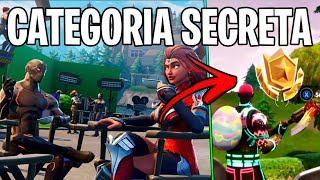 FORTNITE-FREE SECRET CATEGORY OF THE WEEK 6 OF THE BATTLE PASS!