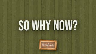 So Why Now? | Pastor John Huseman | The Ark Church Online