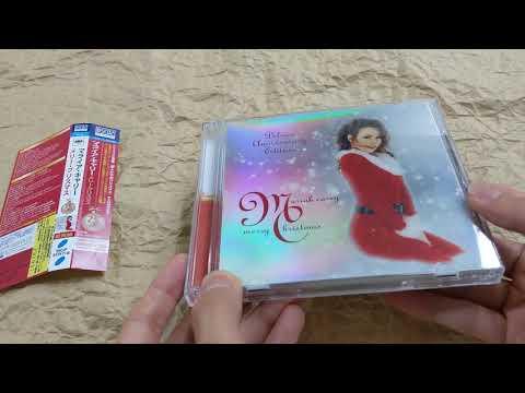 Download Unboxing Mariah Carey: Merry Christmas - 25th Anniversary Edition - Japan Bonus Track Mp4 baru