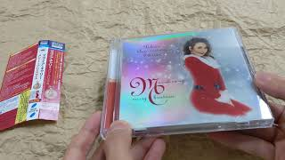 Gambar cover [Unboxing] Mariah Carey: Merry Christmas - 25th Anniversary Edition - [Japan Bonus Track]